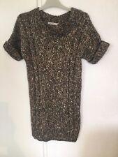 Robe   Pull gris  marron -KOOKAI- Taille 0 66fef91f0b65