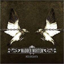 MADDER MORTEM - Desiderata DIGI-CD