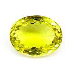TOP LEMON CITRINE : 19,40 Ct Natürlicher Lemon Citrin aus Brasilien