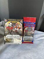 2020 Panini Prizm Football NFL Lot 1x Blaster Box  1x Cello Pack Factory Sealed!