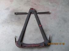 Austin Healey 100-4 BN1 BN-2 Hood Inner Structure