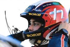 Thierry NEUVILLE signé Hyundai i20 WRC, Stilo Casque Portrait 2