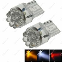 2X 7443 W3X16D 9 In-line LED Brake Light Turn Signal Lamp Reverse Bulb Car ZG008