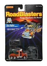Matchbox Superfast Roadblasters Peterbilt Wreck Truck Tow Nailer Motor Lords