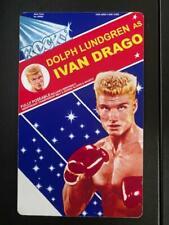 Ivan Drago Custom Rocky Phoenix Toys Cardback Full Size blister ready