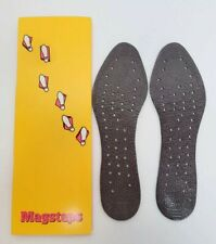 NIKKEN MAGSTEPS MAGNETIC INSOLES, SIZE SMALL (WOMEN'S SIZE 5-9) #2000, NEW!!!