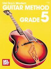 Méthode de guitare moderne grade 5