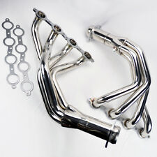 Chevy Corvette 2005-2013 C6 LS2 LS3 Stainless Race Exhaust Headers Manifolds