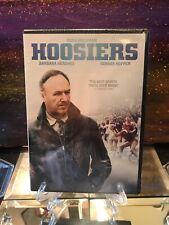 Hoosiers (DVD, 2000) New * White Cover - Great Basketball Movie. Gene Hackman.