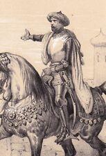 Abd al-Rahman Ier Cordoue Abd al-Rahman I Abderramán I Emirato de Córdoba 1850