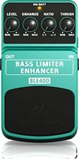 Behringer Ble00 4pedale Bass Limiter