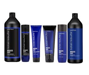 Matrix Total Results Brass Off - Shampoo - Conditioner - Treatments