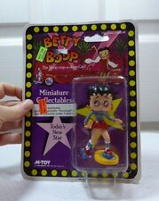 BETTY BOOP Figurine Roller Betty Mini Collectables By Mart  Toy (USA) Inc 1986
