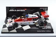 Minichamps McLaren Ford M26 B Lunger 1978 italiano Grand Prix Coche 1:43 MIB