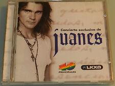 Juanes - Concierto Exclusivo - RARE 2005 Live Recording Spanish Only Promo cd