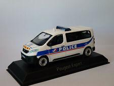 Peugeot Expert Police (policía) Nacional 2016 1/43 Norev