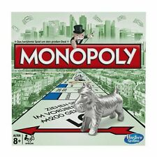 Monopoly Board Game Classic 2013 Version Hasbro