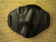 "Ruger SP 101 2"" Revolver Right Hand Black Leather Gun Holster"