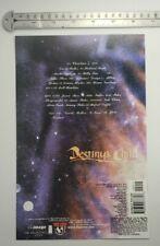 Destiny's Child Rare Print Advertisement