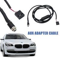 For BMW E39 E53 X5 E46 BM54 AUX IN Female Cable Aux Audio Cable Female Adapter
