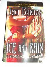Jaci Burton ICE AND RAIN Storm For All Seasons Erotic Contemporary Romance SU100