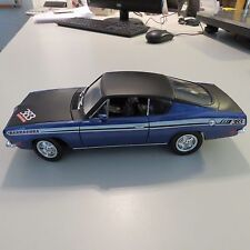 1969 PLYMOUTH BARRACUDA ROAD SIGNATURE 383 1:18 SCALE DIECAST