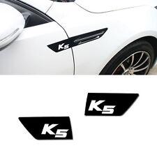 Fender Side Point Garnish Decal Sticker LH RH For 11-15 Kia Optima : K5