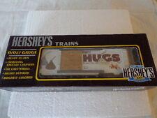 K-LINE 0/027 GAUGE HERSEY'S HUGS W/ALMONDS BOX CAR