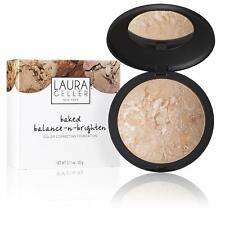 ORIGINAL Laura Geller Balance N Brighten Baked Foundation FAIR 20g SUPERSIZE NEW