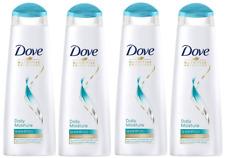 4x Dove Daily Moisture Shampoo 250ml