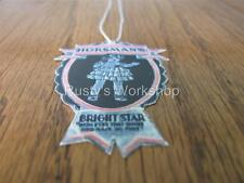 1930's/40's Early Horsman BRIGHT STAR Doll Wrist Hang TAG (Reproduction)
