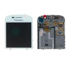 Écran lcd tactile digitizer assemblée blackberry Q10 4G lte blanc gsmprogsm