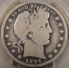 1897-O Barber Half Dollar PCGS VG8