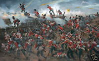 """""""The Battle of New Orleans"""" Don Troiani Artist Proof Print - War of 1812"""