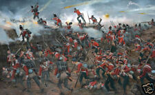 """The Battle of New Orleans"" Don Troiani Artist Proof Print - War of 1812"