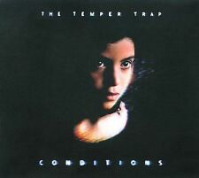 Conditions [Digipak] by The Temper Trap (CD, Oct-2009, Glassnote...