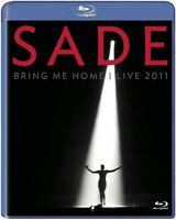 SADE - BRING ME HOME-LIVE 2011 BLU-RAY NEU +++++++++++++
