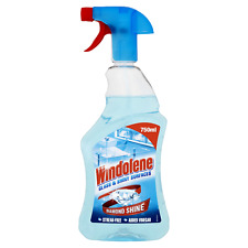 Windolene Trigger Spray for Glass and Shiny Surfaces 750ml