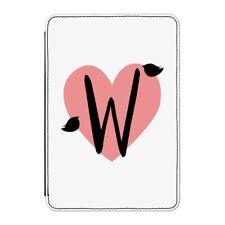 Con Cuore Alfabeto custodia Cover per Kindle Paperwhite - San Valentino Ragazza