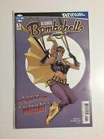 "DC Comics~""Bombshells""~Annual #1~Dodson ""Batgirl"" Cover~2016~1st Print/Unread~NM"