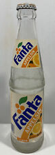 Vintage 1994 Fanta Appelsin Soda Bottle with Cap empty Norway Coca Cola
