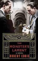 Very Good Edric, Robert, The Monster's Lament, Hardcover, Book