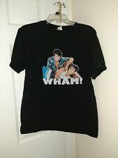 Wham! Wake Me Up Before You Go-Go T-Shirt Medium M Vintage Retro George Michael