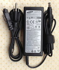 Original OEM Samsung Series 7 NP700Z7C-S01US 90W AC Power Adapter Charger/Cord