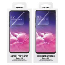 Original Samsung Galaxy S10 S10+ Plus Displayschutzfolie Schutzfolie Folie