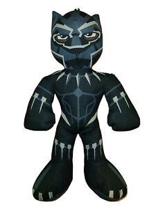 "Black Panther 18"" Plush Marvel Superhero  vguc"