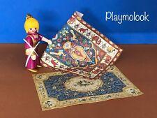 2 ALFOMBRAS Carpet Tapis CUSTOM VICTORIANO CASTILLO FIGURA PLAYMOBIL NO INCLUIDA
