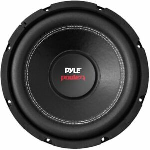 Pyle Car Subwoofer Audio Speaker 8 in - 800 Watt -, PLPW8D, New, Free Shipping