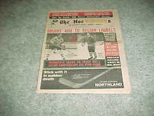 1971 The Hockey News Newspaper Magazine Montreal Canadiens Frank Mahovlich 1/28