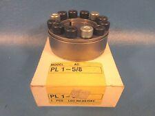 Tsubaki PL1 5/8 Power Lock, Model AS, PL-1 5/8 Keyless Bushing